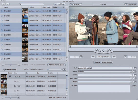 Final Cut Express 4 for Mac