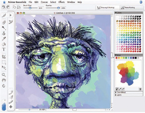 painter 4 ess 4 th Corel Painter Essentials 4 (Win/Mac) [OLD VERSION]