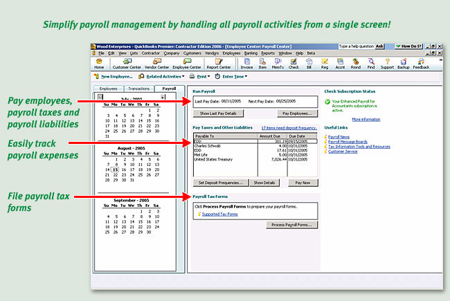 QuickBooks Reports: Employee and Payroll Reports
