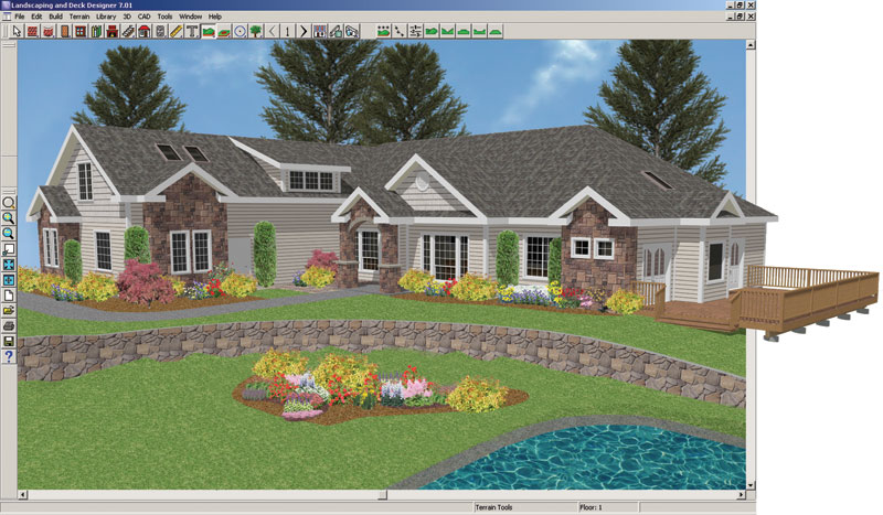 Better Homes And Garden Landscape Design Software conceptdraw samples building plans landscape and garden Innovative Better Homes And Garden Landscape Design Software 14 In Inspiration Article