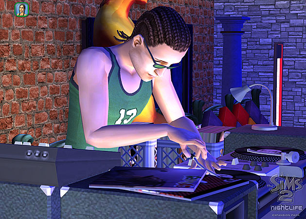Get busy with the DJ station, one of over 125 new objects and items.