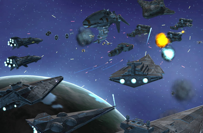 Amazon.com: Star Wars: Empire at War - PC: Video Games