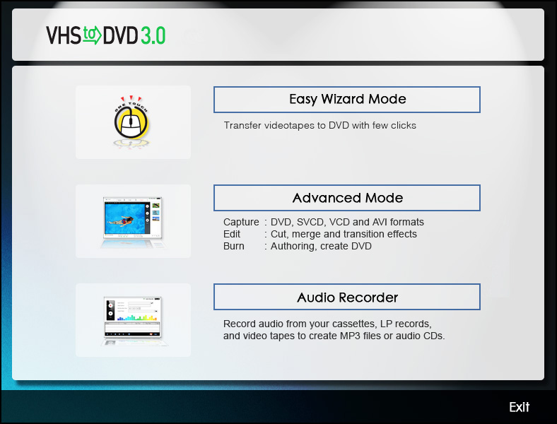 Amazon.com: VHS To DVD 3.0 Deluxe [OLD VERSION]