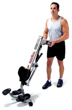 fitness rowing machine