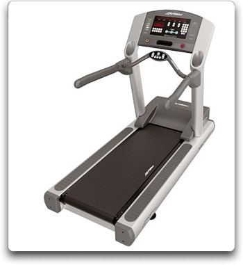 attached with treadmills tvs
