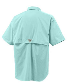 The Bahama Ii Short Sleeve Shirt Includes Mesh Lined Cape