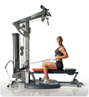 Amazon Com Bowflex Ultimate 2 Home Gym Sports Amp Outdoors