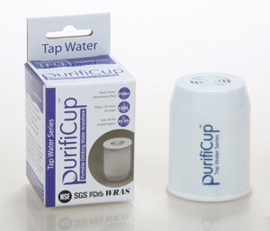 Tap Filter Product and Box