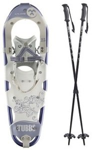 snowshoe single women All of crescent moon's women's snowshoes are made with the single pull binding design  you can count on the crescent moon binding, designed by a woman,.