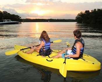 lifetime manta kayak review