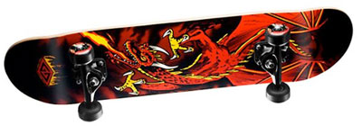 Powell Golden Dragon Flying Dragon