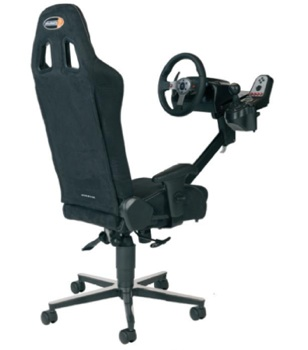 The Executive Racer With Center Controller Support.