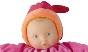 Vanilla-scented first doll