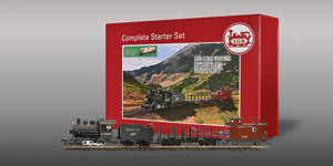 Steam Freight Starter Set