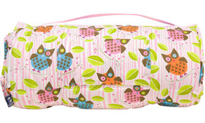 Wildkin Nap Mats can be used for school or home - rolls up for easy storage and travel.