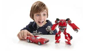Amazon.com: TRANSFORMERS Prime Revealers - CLIFF JUMPER: Toys & Games
