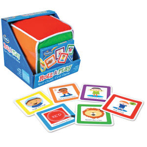 B0070A9OUA 1 Thinkfun Roll and Play Board Game