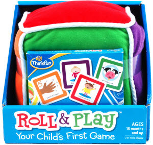 B0070A9OUA 2 Thinkfun Roll and Play Board Game