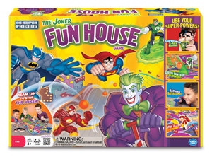 The Joker Fun House Game