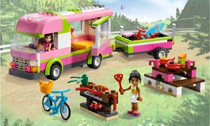 B007Q0O9UY 1 LEGO Friends 3184 Adventure Camper
