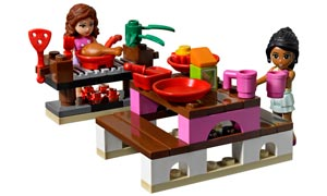 B007Q0O9UY 2 LEGO Friends 3184 Adventure Camper