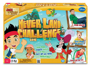 Jake and the Never Land Challenge