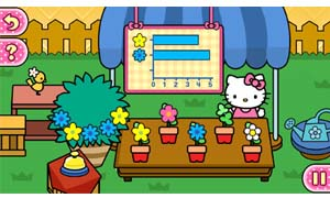 Fill flower, bakery and ice cream orders using charts and graphs!