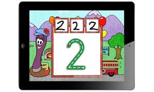 Learn to write letters, numbers and shapes with instant accuracy feedback.