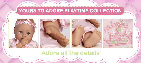 Adora Playtime Collection