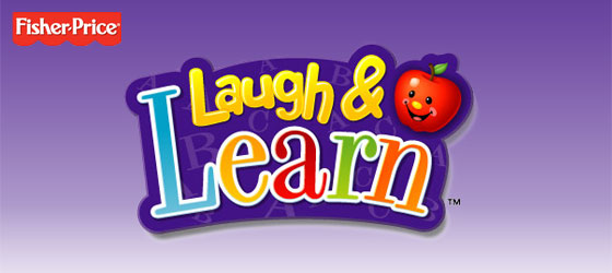 Laugh & Learn Banner