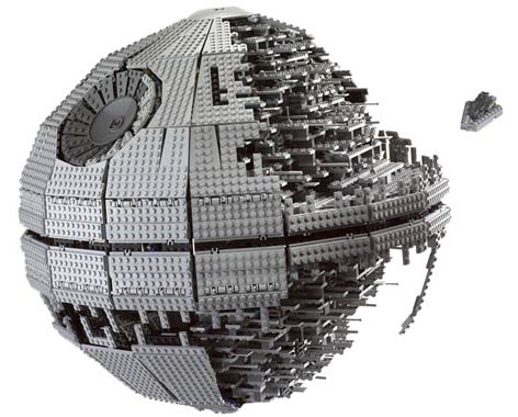 amazoncom lego star wars death star ii toys amp games