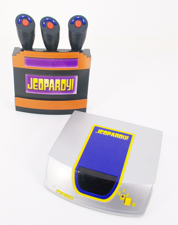 Amazon.com: MGA Jeopardy DVD Game Base System With Game: Toys & Games