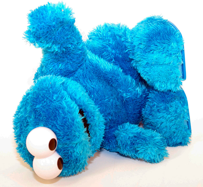 Amazon.com: Fisher-Price T.M.X. Tickle Me Extreme Cookie Monster: Toys