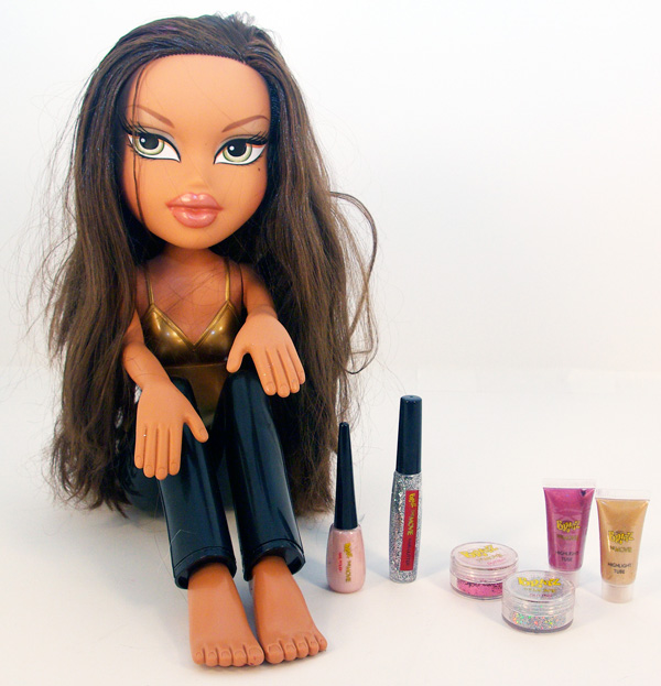 bratz the movie yasmin doll - photo #17