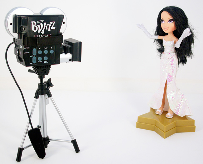 Bratz movie making