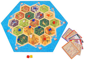 Buy Catan The Board Game   Toys