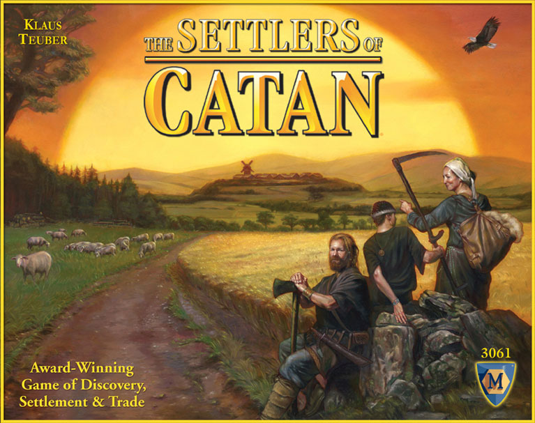 Drinking Game Settlers Of Catan
