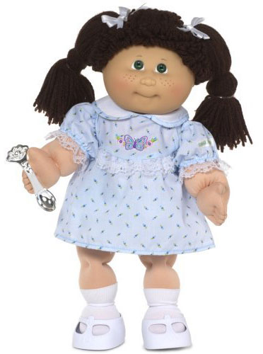Amazon Com Cabbage Patch Kids 25th Anniversary Doll