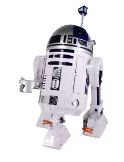 R2D2 Interactive Droid by Hasbro