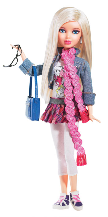 Sophie is stylish and hip, and comes with accessories galore. View