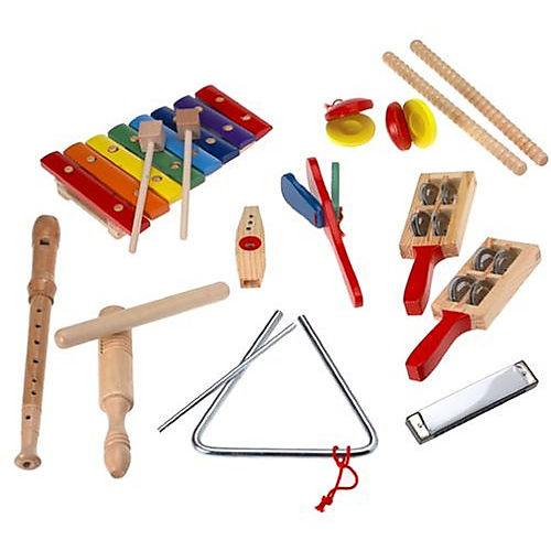 Musical Instruments Toys : Musical instruments for children to make