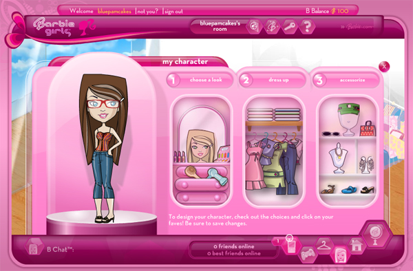 Virtual girl games online for free