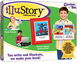 IlluStory Make Your Own Story Kit