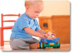 Tolo Toys Electronic Car