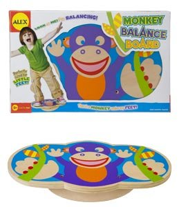 Alex Monkey Balance Board