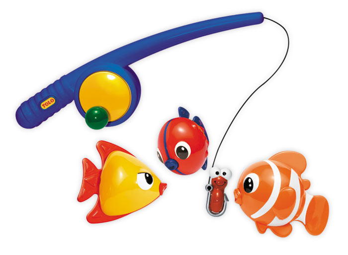 tolo toys funtime fishing toys games