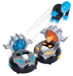 Kid Galaxy Bump 'n' Chuck RC Bumper Cars