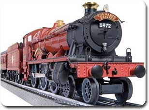Hogwarts Express G-Gauge locomotive