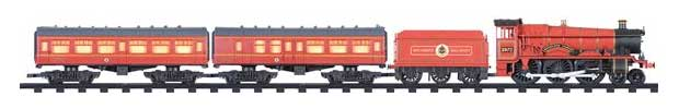 Hogwarts Express G-Gauge Set