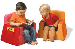 P'kolino Little Reader Chair